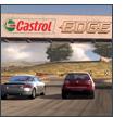 Static In-Game-Advertising von Castrol Edge in Forza Motorsport 2 von Microsoft
